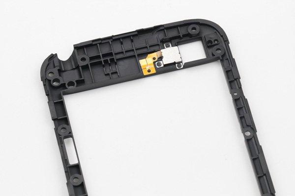 【ネコポス送料無料】Blackberry Classic (Q20) バックフレーム [3]