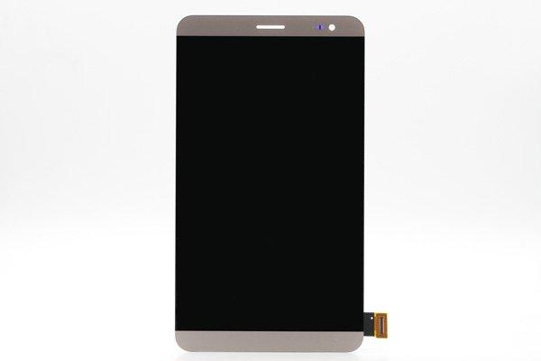 Huawei Mediapad X2 7.0 フロントパネル ゴールド [1]