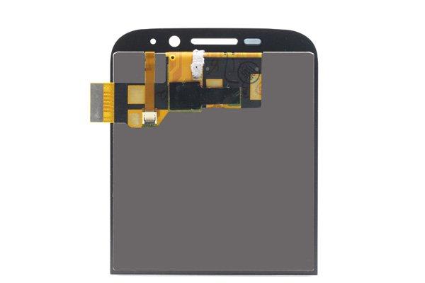Blackberry Classic (Q20) フロントパネル交換修理 ホワイト [2]