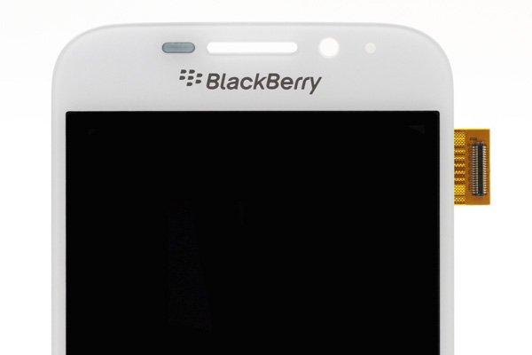 Blackberry Classic (Q20) フロントパネル交換修理 ホワイト [3]