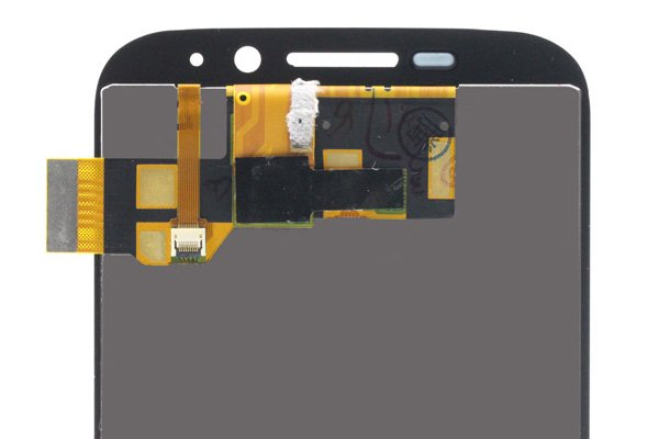 Blackberry Classic (Q20) フロントパネル交換修理 ホワイト [4]