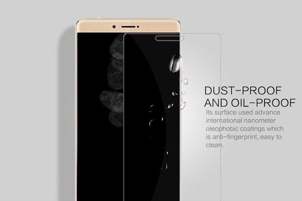 【ネコポス送料無料】Huawei Honor Note8 強化ガラスフィルム ナノコーティング 硬度9H  [3]