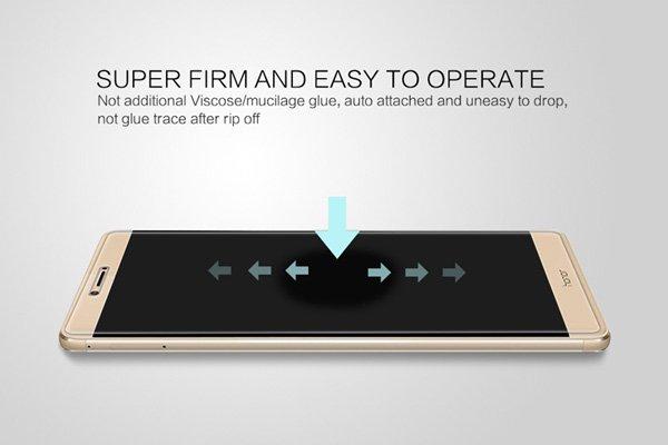 【ネコポス送料無料】Huawei Honor Note8 強化ガラスフィルム ナノコーティング 硬度9H  [5]