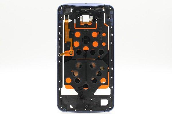 【ネコポス送料無料】Google Nexus6 ミドルフレームASSY 全2色 [1]