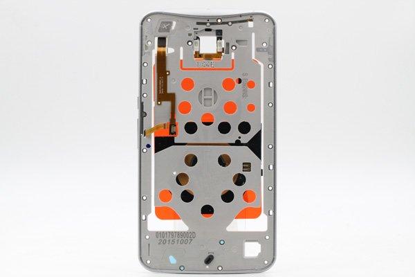 【ネコポス送料無料】Google Nexus6 ミドルフレームASSY 全2色 [2]