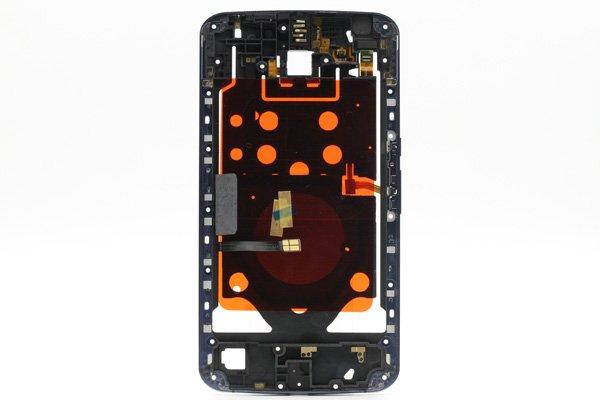 【ネコポス送料無料】Google Nexus6 ミドルフレームASSY 全2色 [3]
