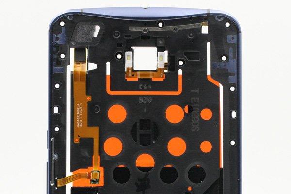【ネコポス送料無料】Google Nexus6 ミドルフレームASSY 全2色 [5]