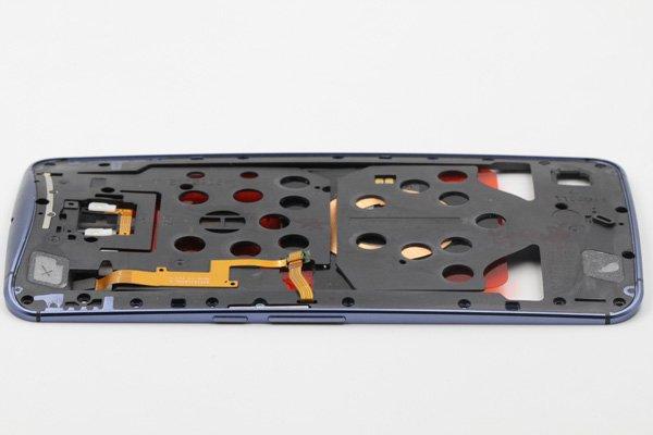 【ネコポス送料無料】Google Nexus6 ミドルフレームASSY 全2色 [7]