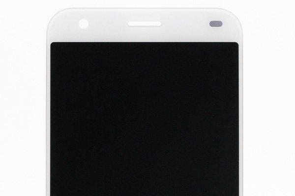 ZTE Blade S6 (goo g03) フロントパネル 交換修理 ホワイト [3]