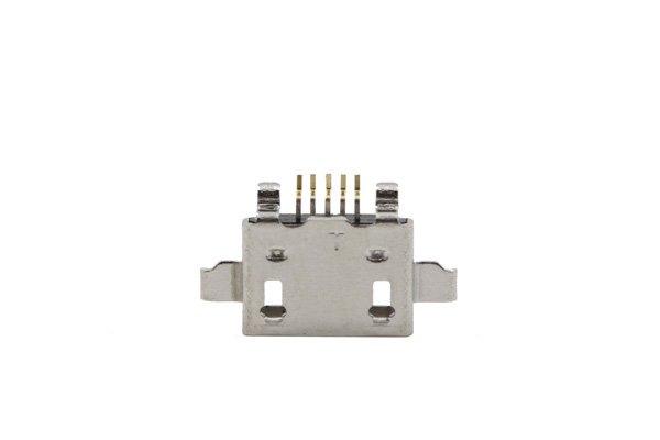 Lavie Tab E (TE508BAW) マイクロUSBコネクター交換修理 [1]
