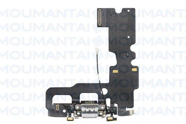 【ネコポス送料無料】iPhone7 ライトニングコネクターケーブル ホワイト [1]
