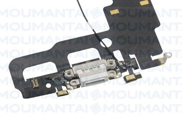 【ネコポス送料無料】iPhone7 ライトニングコネクターケーブル ホワイト [3]