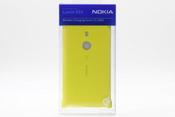 【ネコポス送料無料】NOKIA CC-3065 ワイヤレスチャージングカバー for LUMIA925 全2色
