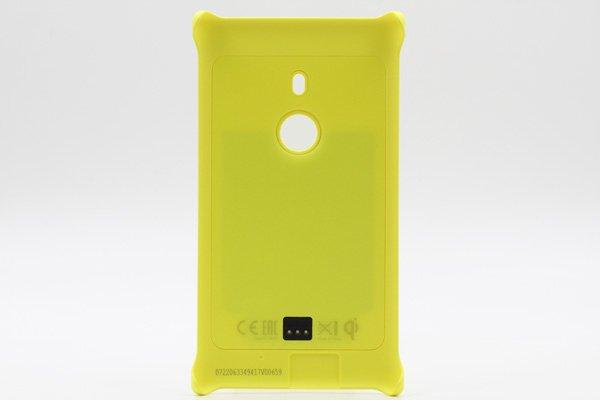 【ネコポス送料無料】NOKIA CC-3065 ワイヤレスチャージングカバー for LUMIA925 全2色 [3]