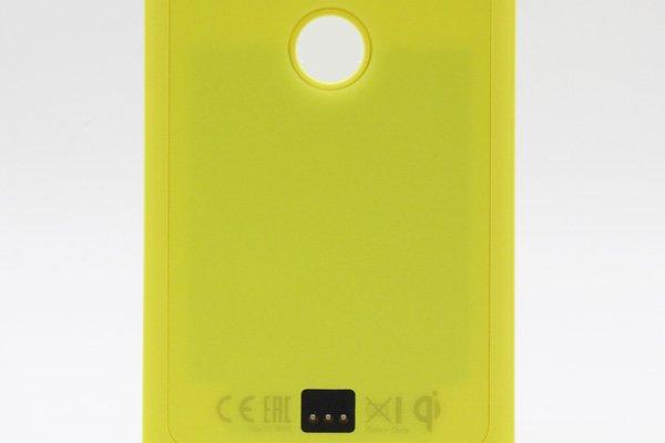 【ネコポス送料無料】NOKIA CC-3065 ワイヤレスチャージングカバー for LUMIA925 全2色 [7]