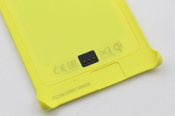 【ネコポス送料無料】NOKIA CC-3065 ワイヤレスチャージングカバー for LUMIA925 全2色 [8]