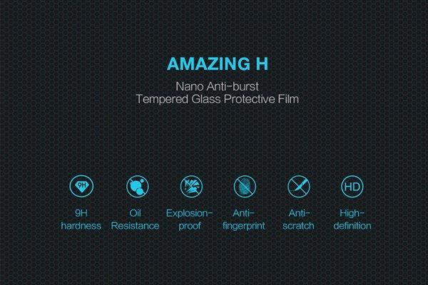 【ネコポス送料無料】LG V20 強化ガラスフィルム ナノコーティング 硬度9H  [6]