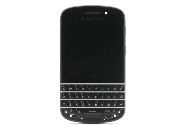Blackberry Q10 フロントパネル & キーボード & フレームセット 全2色 [1]