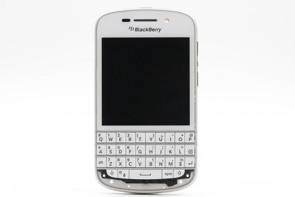 Blackberry Q10 フロントパネル & キーボード & フレームセット 全2色 [2]