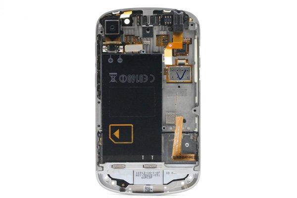 Blackberry Q10 フロントパネル & キーボード & フレームセット 全2色 [4]