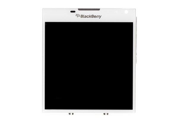 Blackberry Passport(Q30)フロントパネル ホワイト [1]