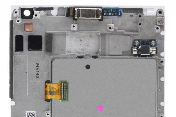 Blackberry Passport(Q30)フロントパネル ホワイト [4]