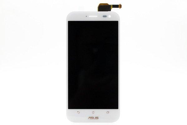 Zenfone Zoom(ZX551ML) フロントパネルASSY ホワイト [1]