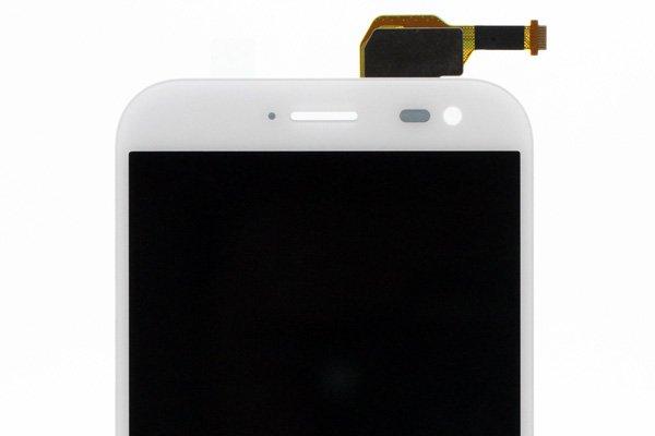 Zenfone Zoom(ZX551ML) フロントパネルASSY ホワイト [3]