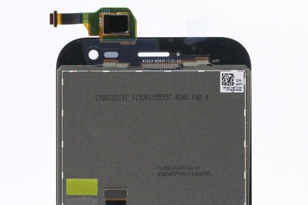 Zenfone Zoom(ZX551ML) フロントパネルASSY ホワイト [5]