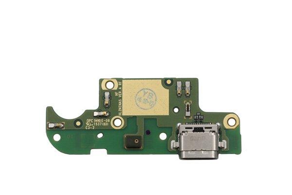 Google Nexus6P USB Type-C コネクターボードASSY 交換修理 [1]