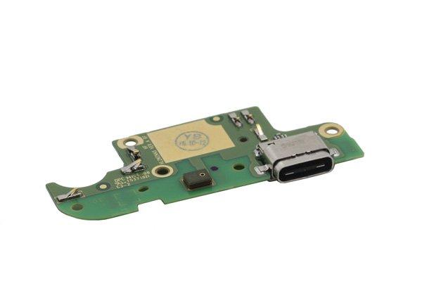 Google Nexus6P USB Type-C コネクターボードASSY 交換修理 [3]