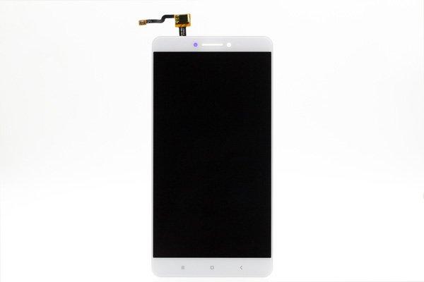 Xiaomi (小米) Mi Max フロントパネル交換修理 ホワイト [1]