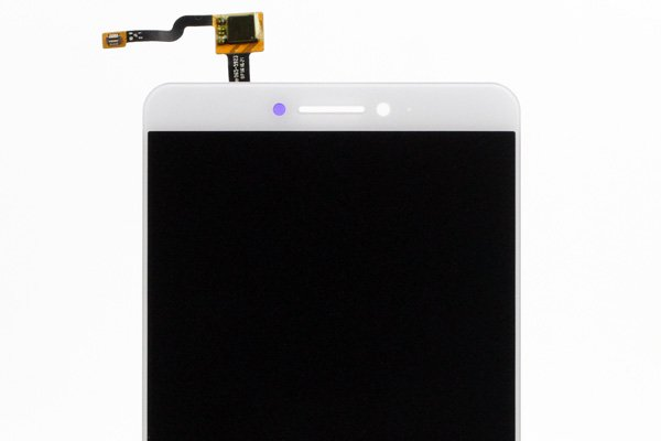 Xiaomi (小米) Mi Max フロントパネル交換修理 ホワイト [3]