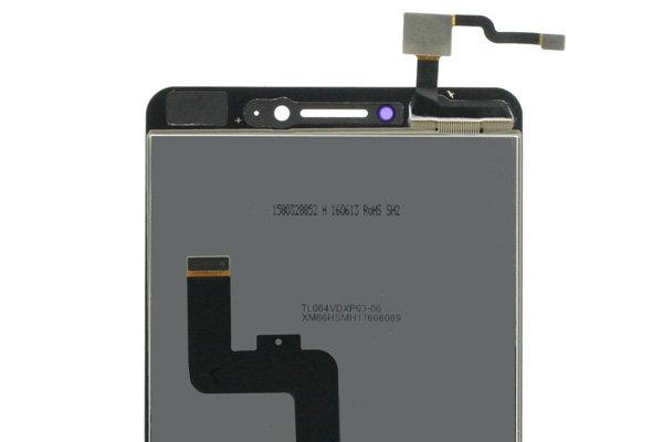 Xiaomi (小米) Mi Max フロントパネル交換修理 ホワイト [4]