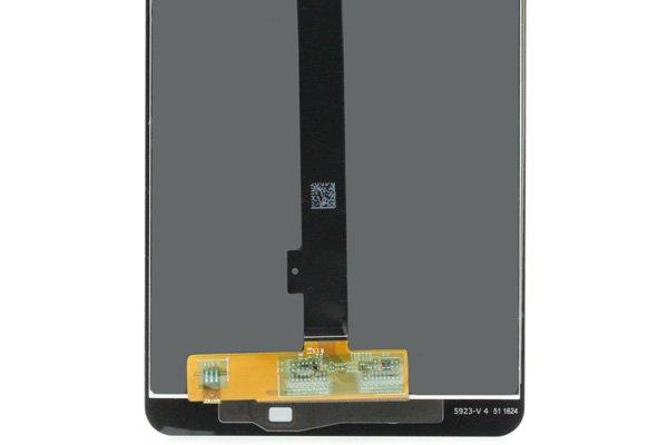 Xiaomi (小米) Mi Max フロントパネル交換修理 ホワイト [6]
