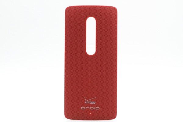 【ネコポス送料無料】Motorola DROID MAXX2  (XT1565) バックカバー 全5色 [1]