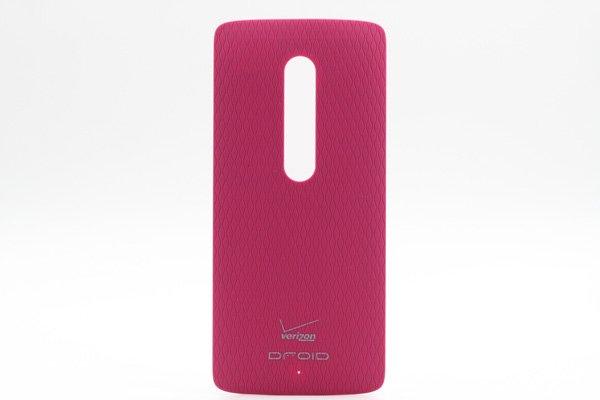 【ネコポス送料無料】Motorola DROID MAXX2  (XT1565) バックカバー 全5色 [7]