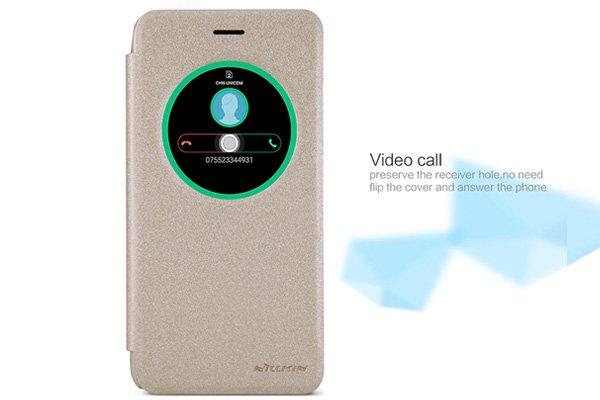 【ネコポス送料無料】Zenfone3 (ZE520KL) スパークルレザーケース 全4色 [6]