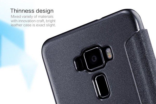 【ネコポス送料無料】Zenfone3 (ZE520KL) スパークルレザーケース 全4色 [7]