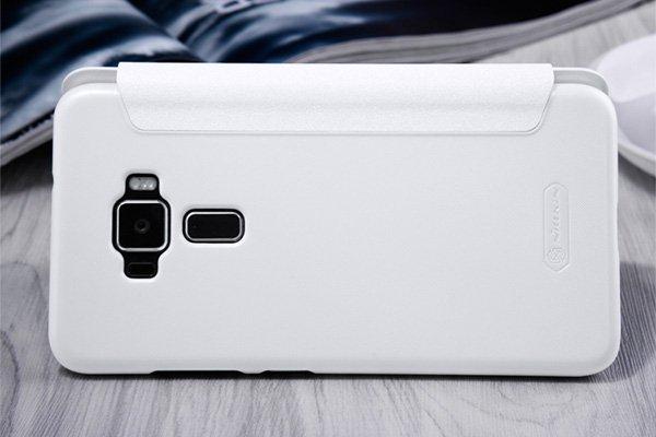【ネコポス送料無料】Zenfone3 (ZE520KL) スパークルレザーケース 全4色 [9]