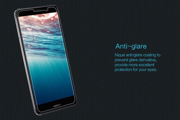 【ネコポス送料無料】Huawei Mate9 強化ガラスフィルム ナノコーティング 硬度9H  [5]