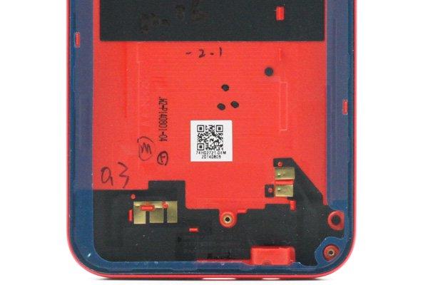 【ネコポス送料無料】HTC J butterfly(HTL23)バックカバーASSY 全3色 [11]
