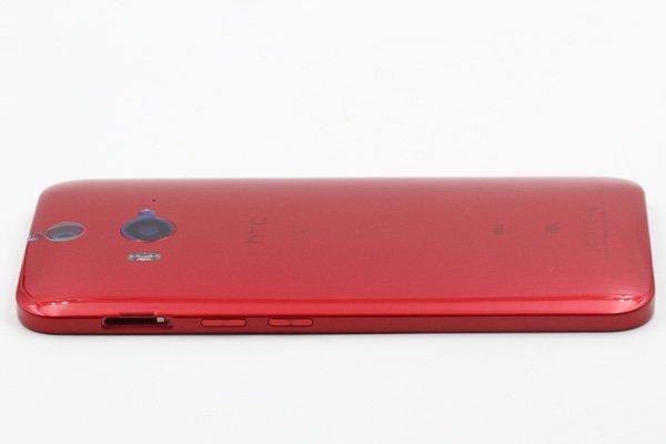 【ネコポス送料無料】HTC J butterfly(HTL23)バックカバーASSY 全3色 [9]