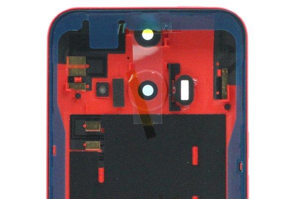 【ネコポス送料無料】HTC J butterfly(HTL23)バックカバーASSY 全3色 [10]
