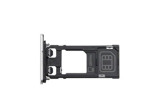 【ネコポス送料無料】Xperia X Performance(SO-04H SOV33 F8131)SIMカードトレイ 全4色 [2]