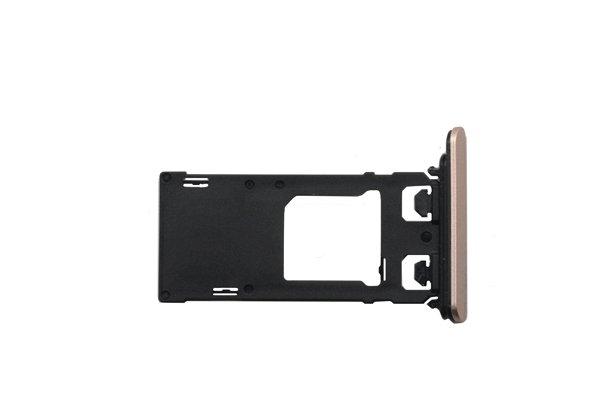 【ネコポス送料無料】Xperia X Performance(SO-04H SOV33 F8131)SIMカードトレイ 全4色 [11]