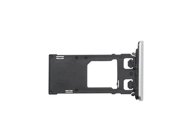 【ネコポス送料無料】Xperia X Performance(SO-04H SOV33 F8131)SIMカードトレイ 全4色 [3]