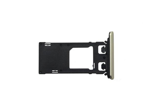 【ネコポス送料無料】Xperia X Performance(SO-04H SOV33 F8131)SIMカードトレイ 全4色 [7]