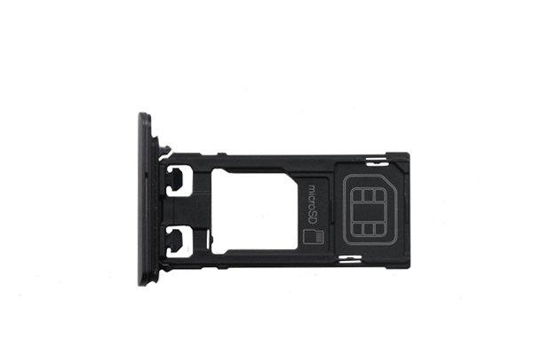 【ネコポス送料無料】Xperia X Performance(SO-04H SOV33 F8131)SIMカードトレイ 全4色 [8]