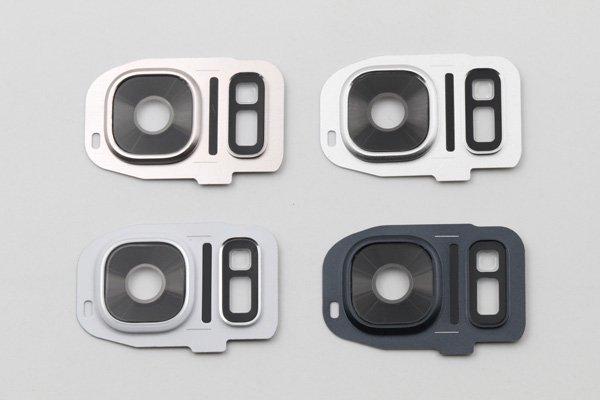 【ネコポス送料無料】Galaxy S7 S7 Edge共通 カメラレンズカバー 全4色 [1]